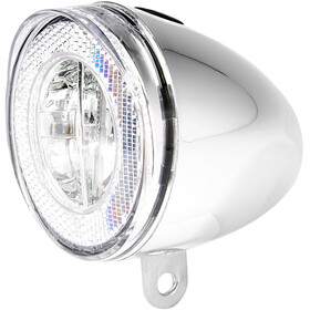 spanninga Swingo XB Battery Front Light chrome